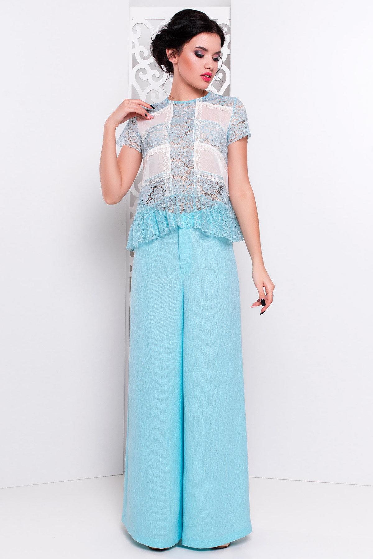 Женские рубашки оптом от производителя Блуза  Россо 2894