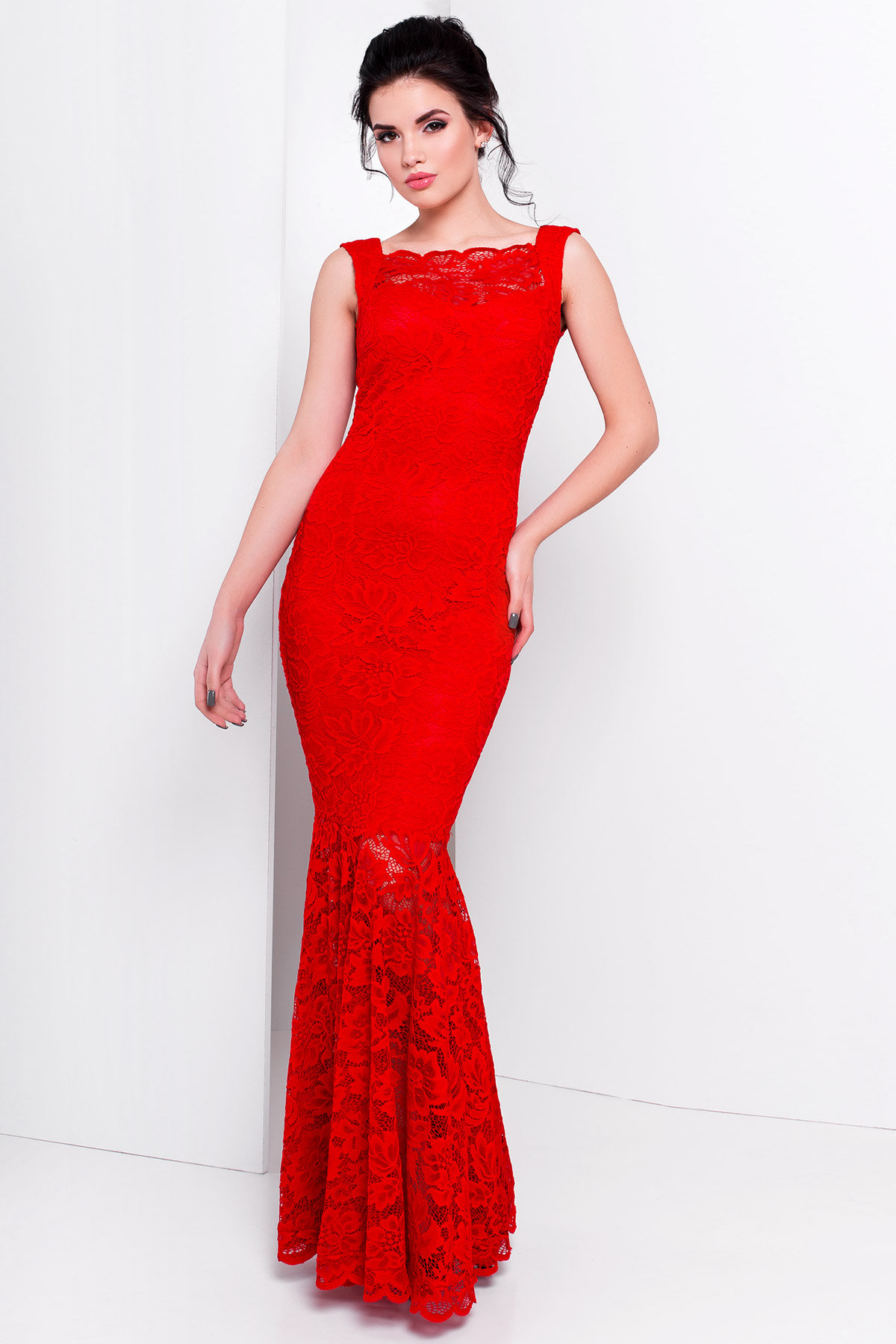 Оптом платья трикотаж Платье Тенто 353
