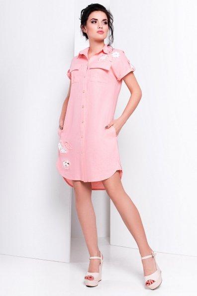 """Купить Платье - рубашка """"Верден 2881"""" оптом и в розницу"""