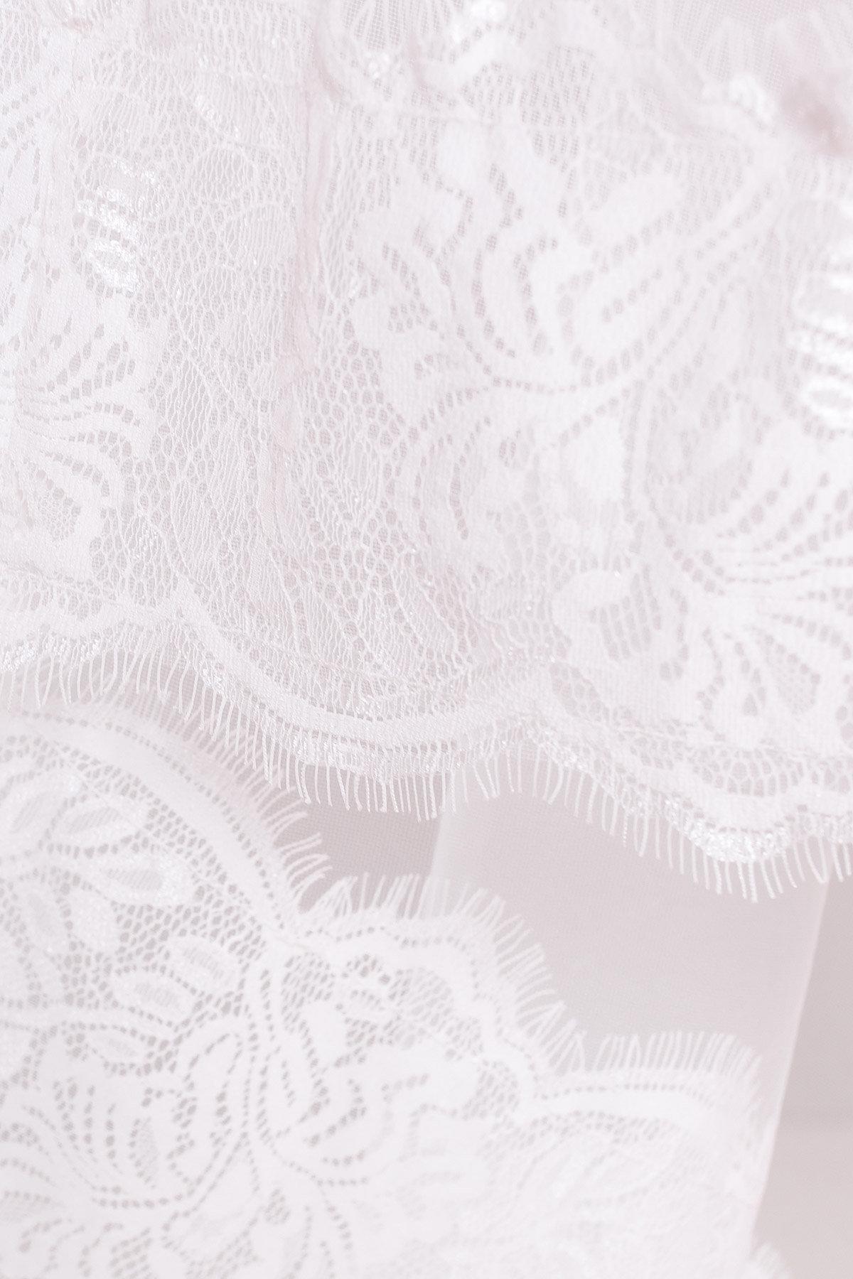Юбка Долорис 2968  Цвет: Молоко