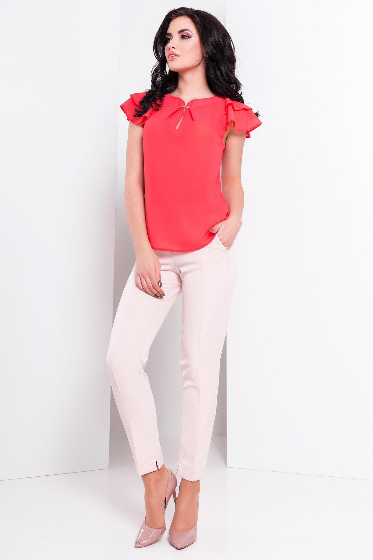 Купить женскую одежду оптом Блуза Инканто к/р 340