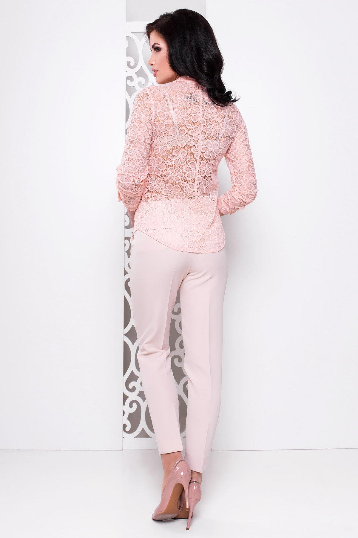 Блуза Асти 2893 АРТ. 15169 Цвет: Персик - фото 2, интернет магазин tm-modus.ru