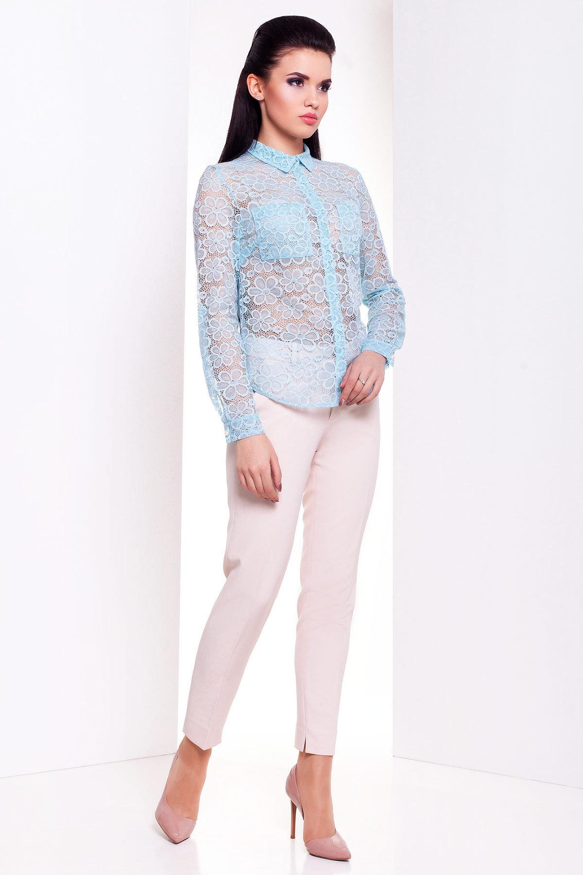 Блуза Асти 2893 Цвет: Мята