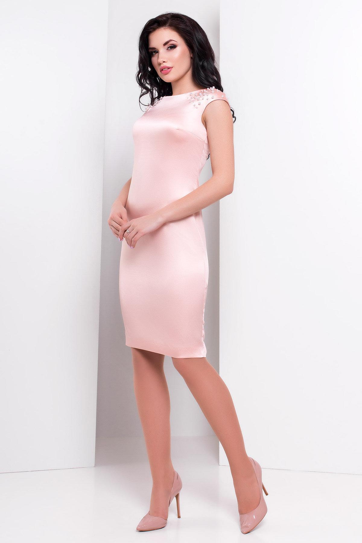 Женские трикотажные платья оптом в Украине Платье Дарина 2964
