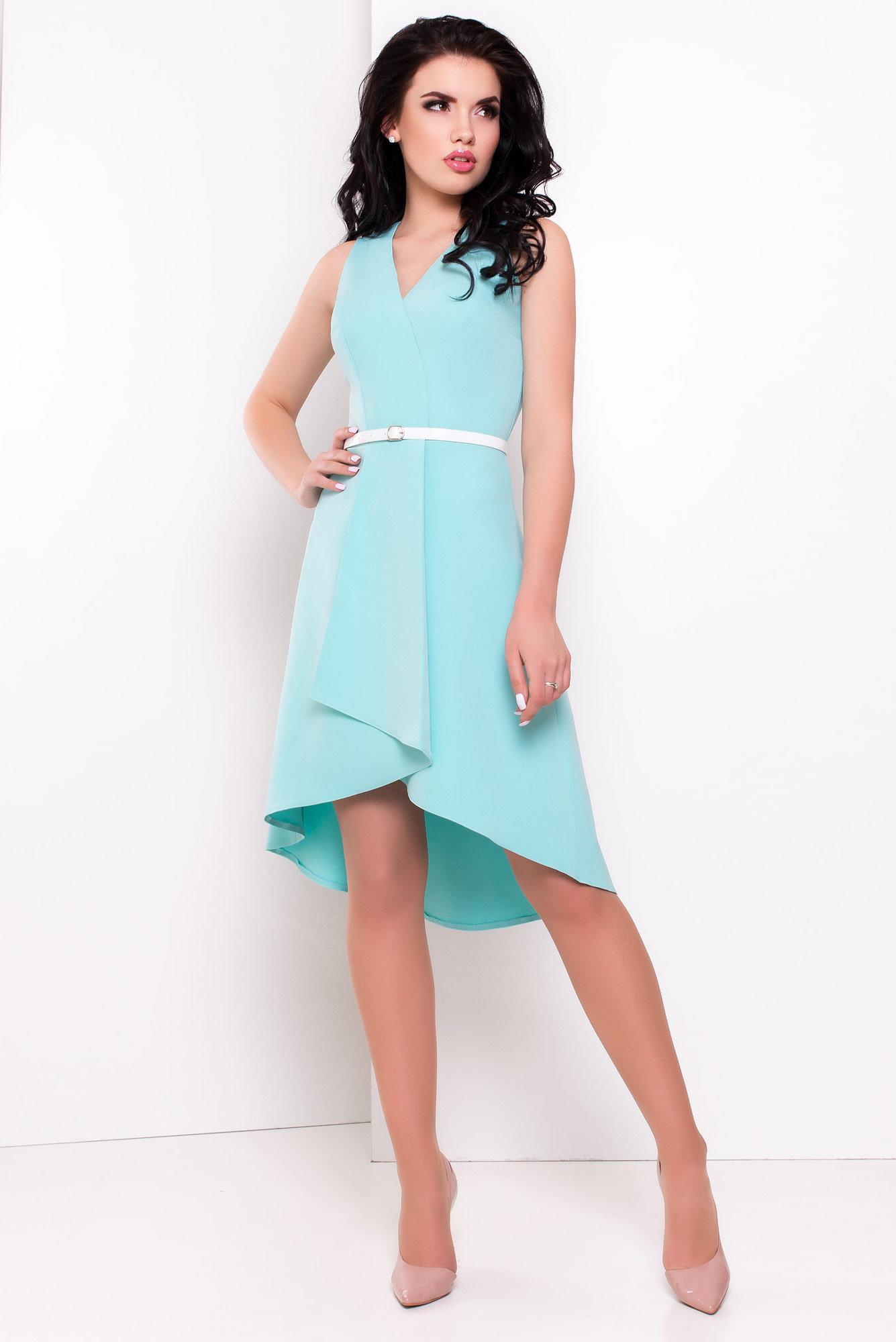 Купить женское трикотажное платье оптом Платье Сита 313