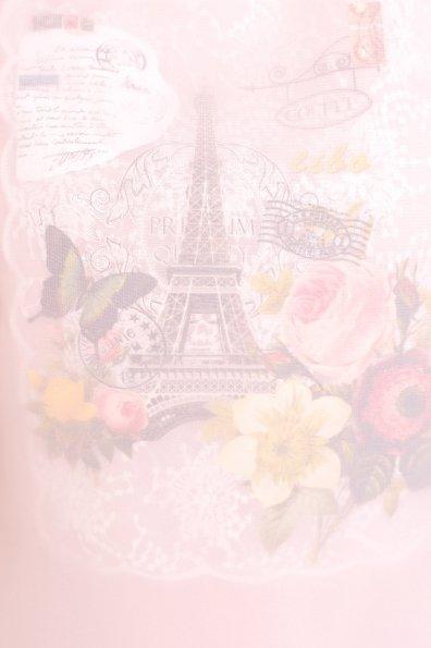Блуза Фредо 3014 Цвет: Персик Светлый