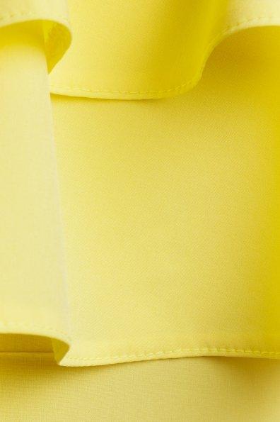 Платье Латино 3072 Цвет: Желтый