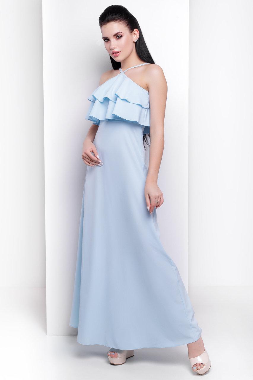 Женские трикотажные платья оптом в Украине Платье Латино 3072