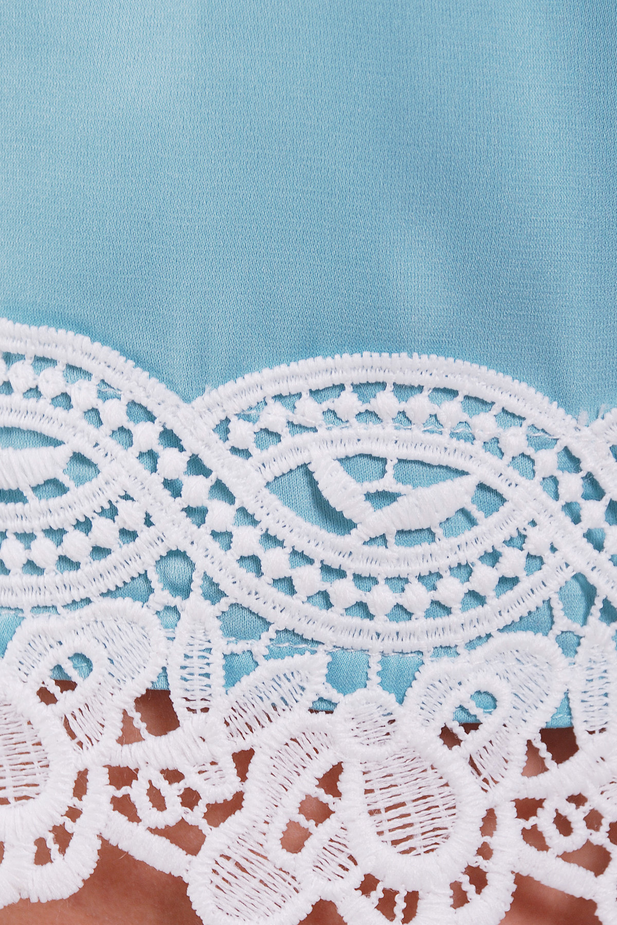 Комбинезон Моник 3097 Цвет: Мята/белый