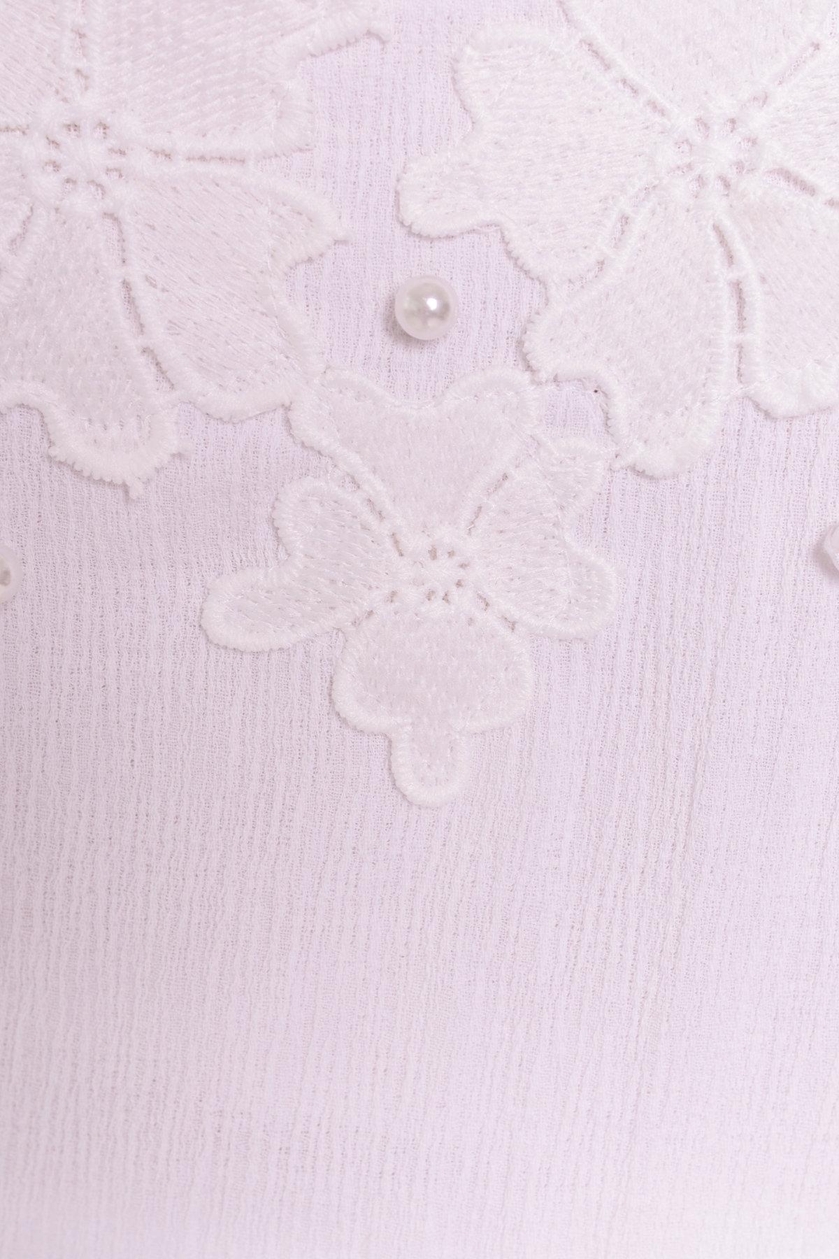 Комбинезон Брайт 3156 Цвет: Белый