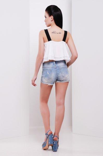 Блуза-топ Яся 3175 Цвет: Белый