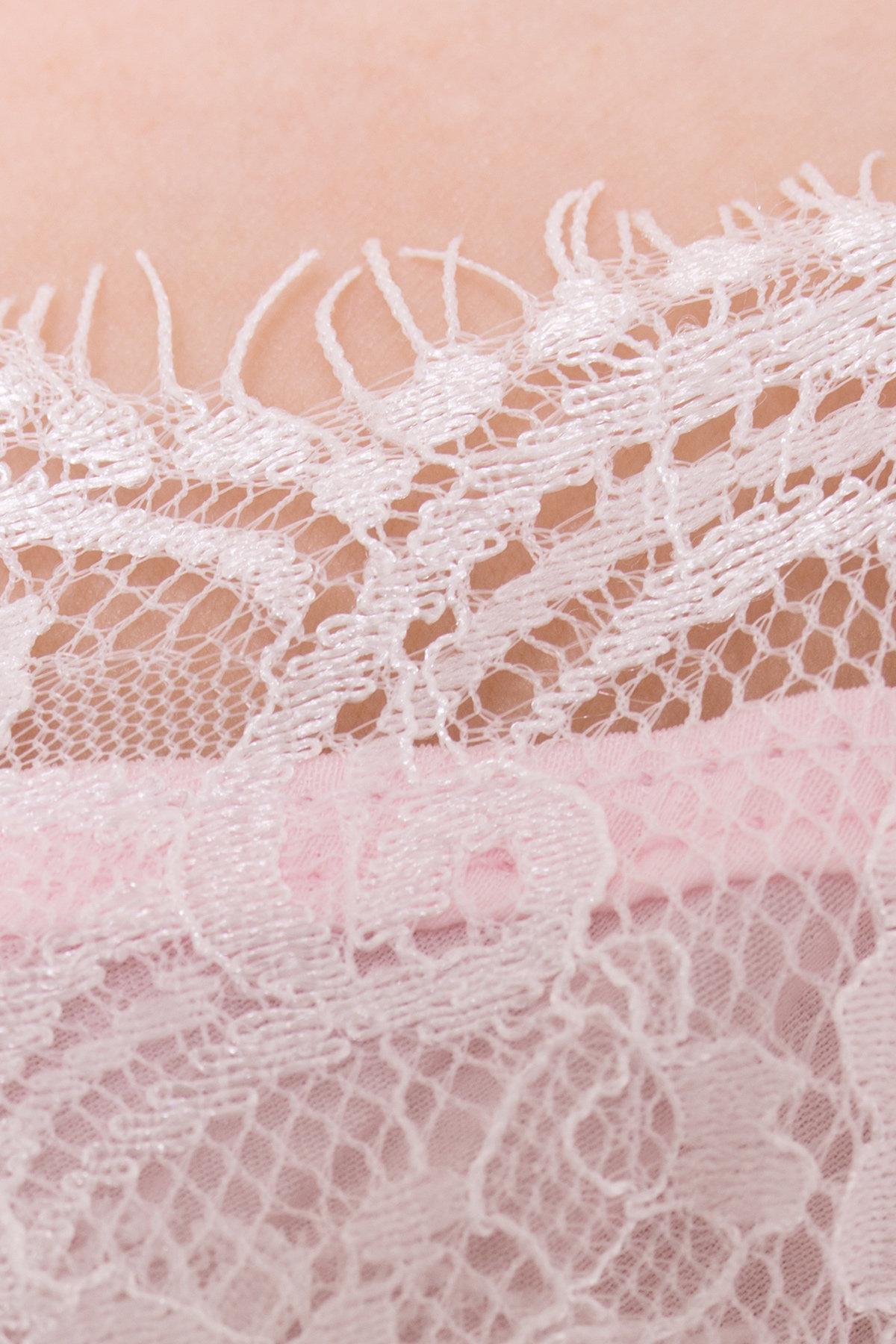 Блуза-топ Беатрис 3160 АРТ. 16334 Цвет: Светло-розовый - фото 2, интернет магазин tm-modus.ru