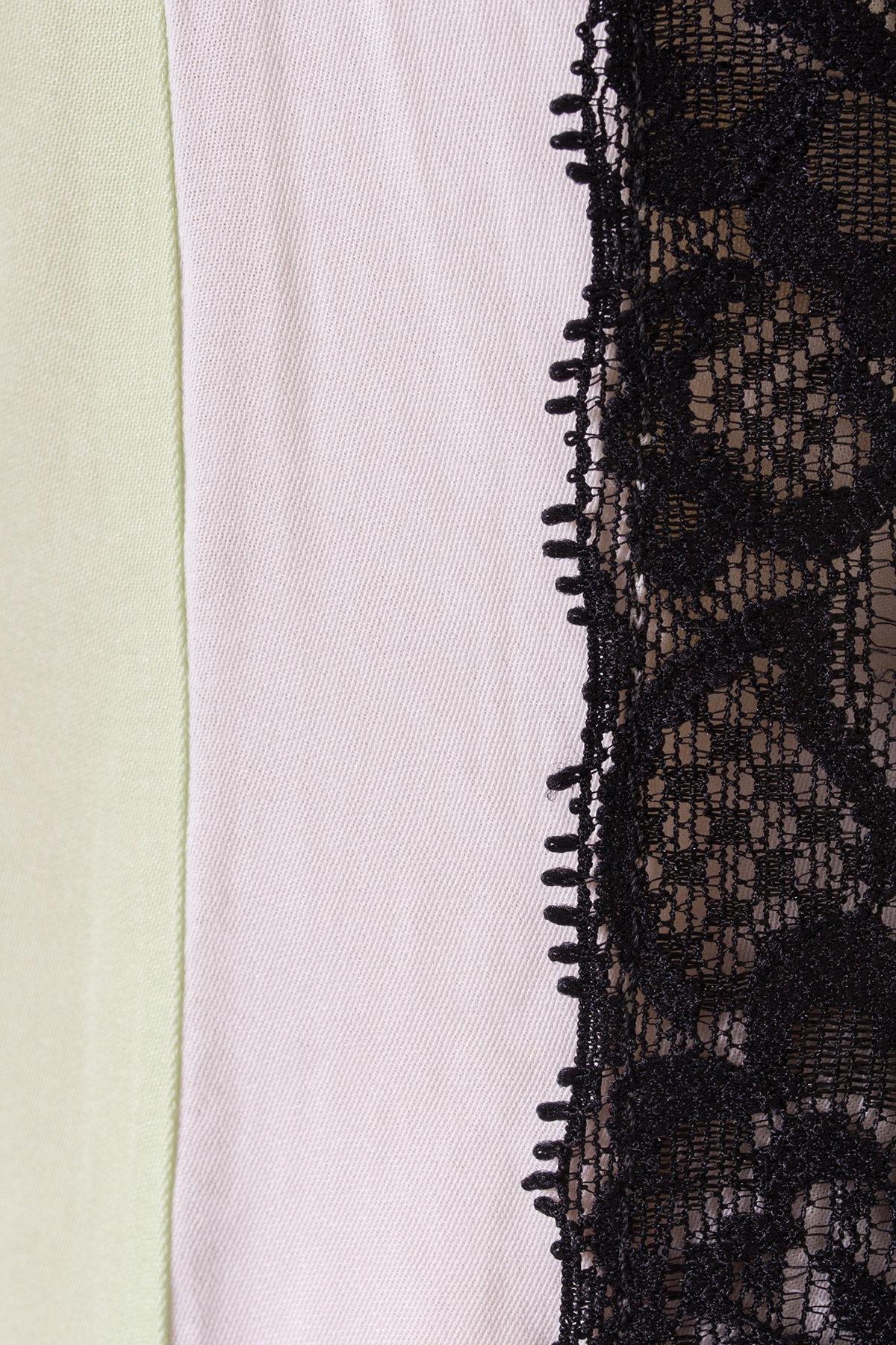 Платье Фелиса 3145 АРТ. 16228 Цвет: Яблоко - фото 3, интернет магазин tm-modus.ru