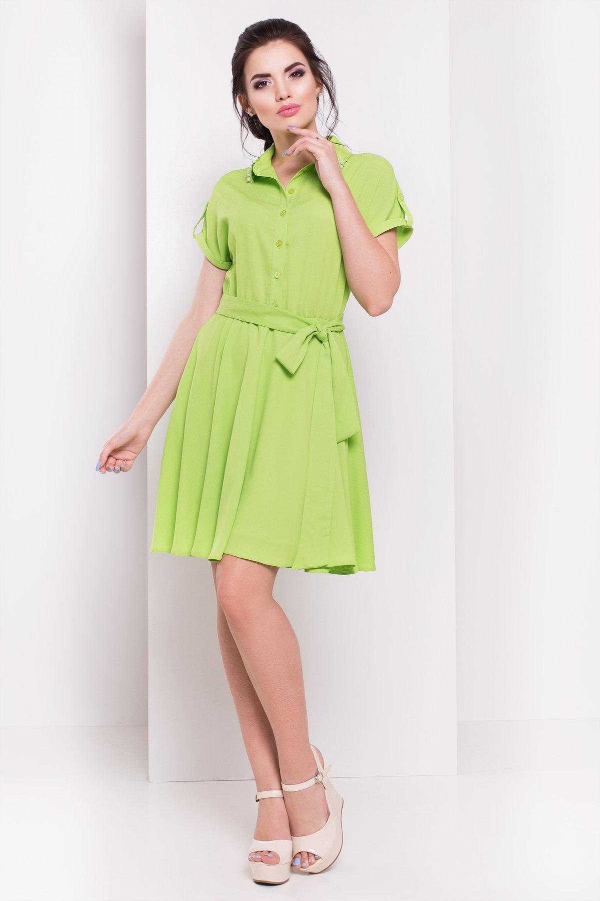 Оптовый интернет-магазин платьев Modus Платье Санжар 2757