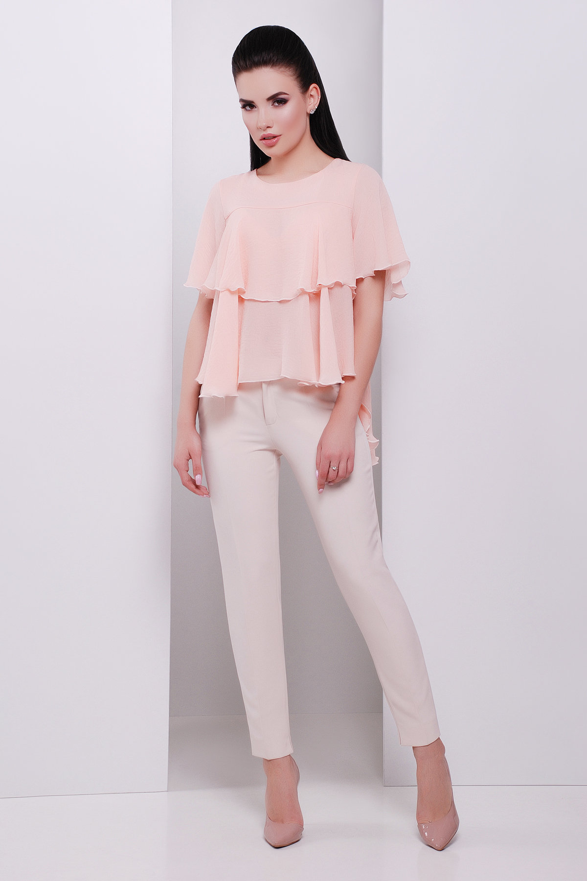 Блузки оптом от производителя Modus Блуза Юта 3096