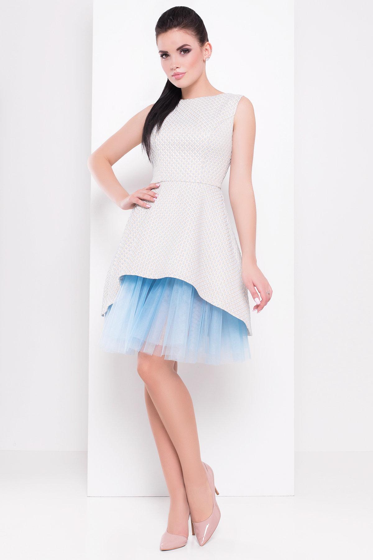 Купить платья оптом от производителя Платье Галия 3119