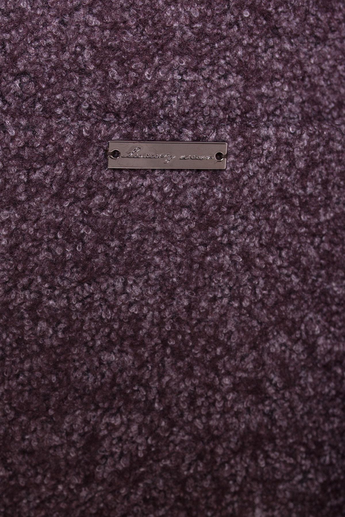 Пальто Вейси 1628 АРТ. 16648 Цвет: Шоколад - фото 4, интернет магазин tm-modus.ru
