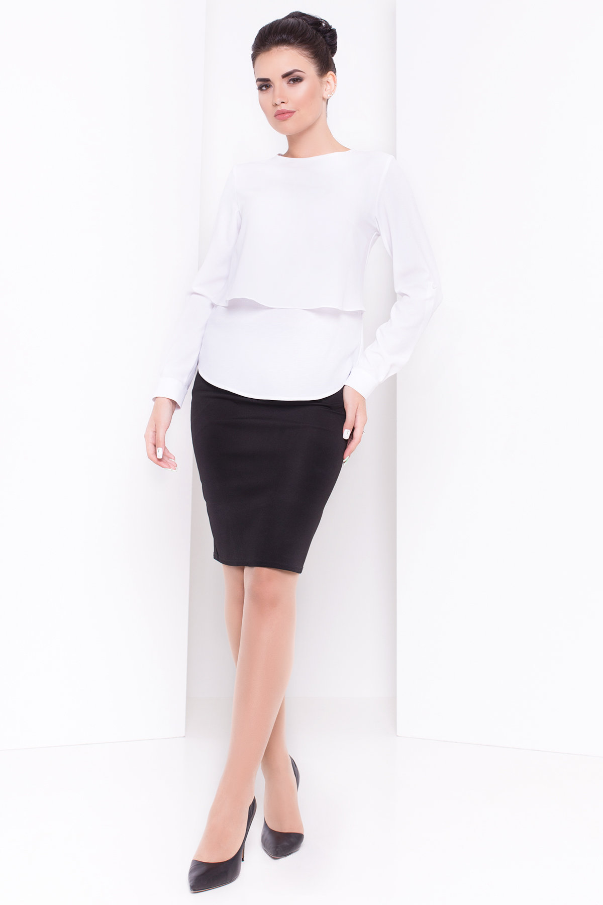 Женская одежда оптом Украина Modus Блуза Ноа 3257