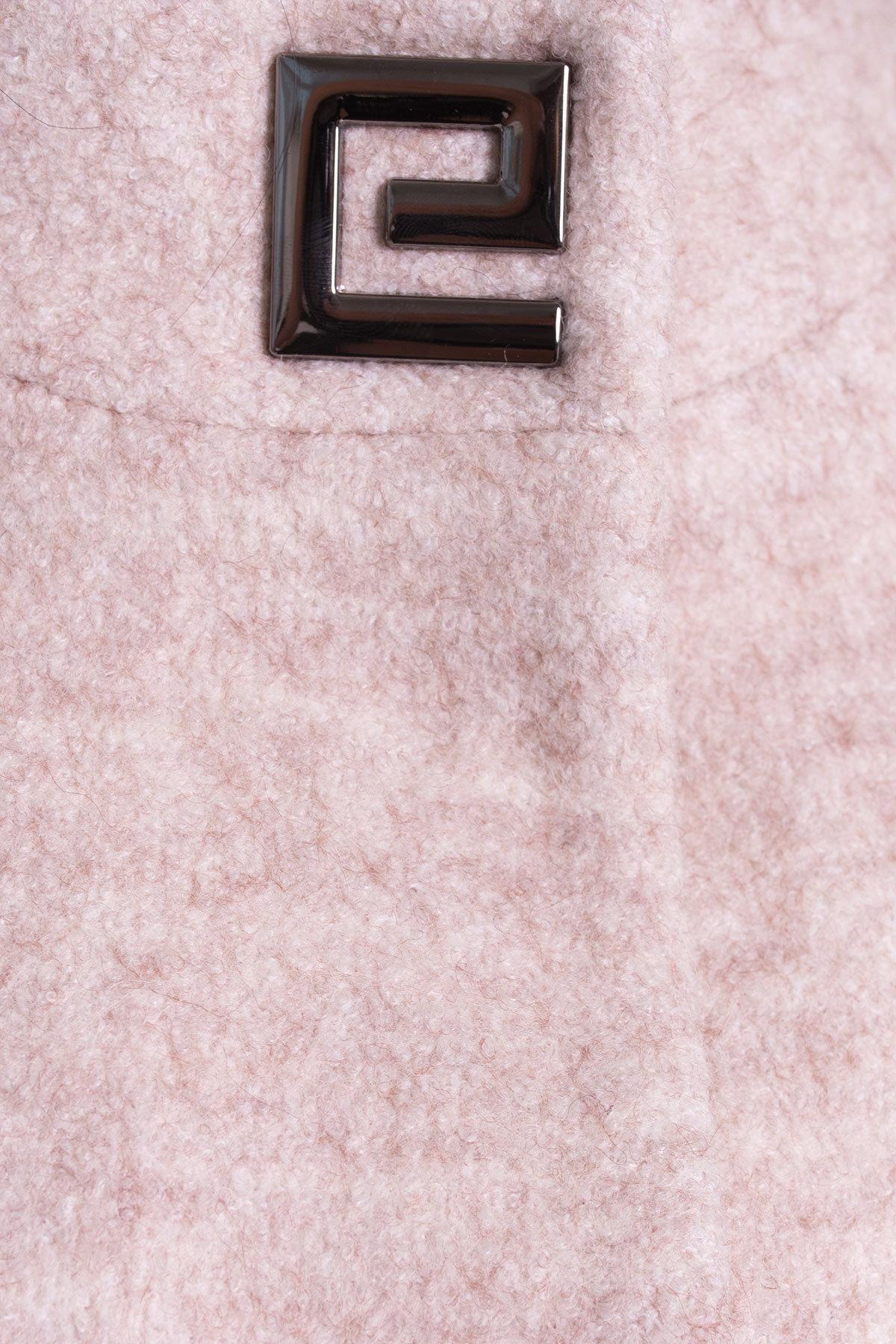 Пальто Мирта 1623 Цвет  Бежевый 79. РОЗДРІБНА ЦІНА  7200b58fdfa3c