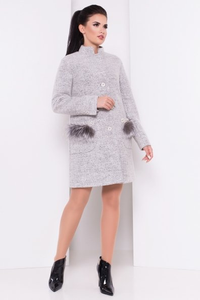 """Купить Пальто """"Этель 3342"""" оптом и в розницу"""