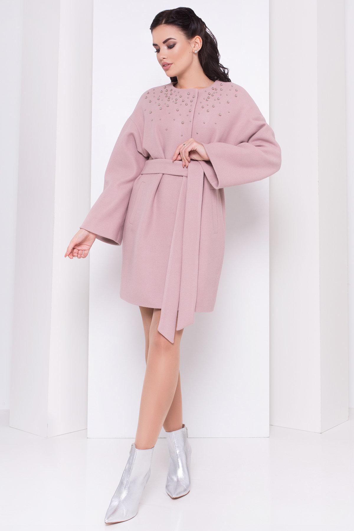 Женское пальто зима с мехом 90