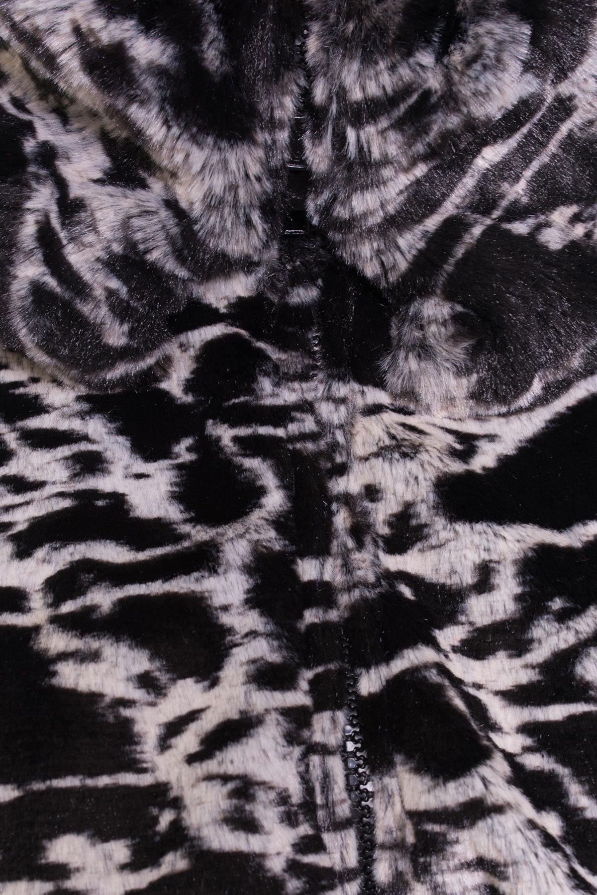 Куртка Малышка 3496 АРТ. 17772 Цвет: Паутинка - фото 3, интернет магазин tm-modus.ru