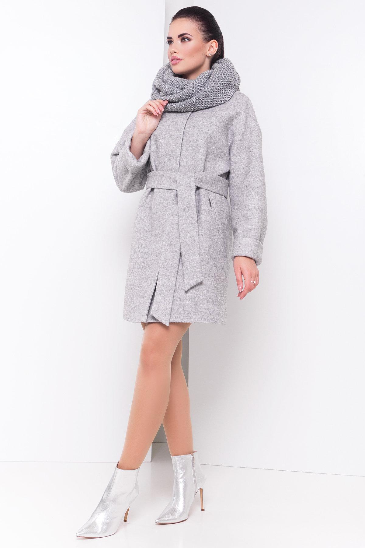 пальто женские демисезонные недорого Пальто Нора 3365