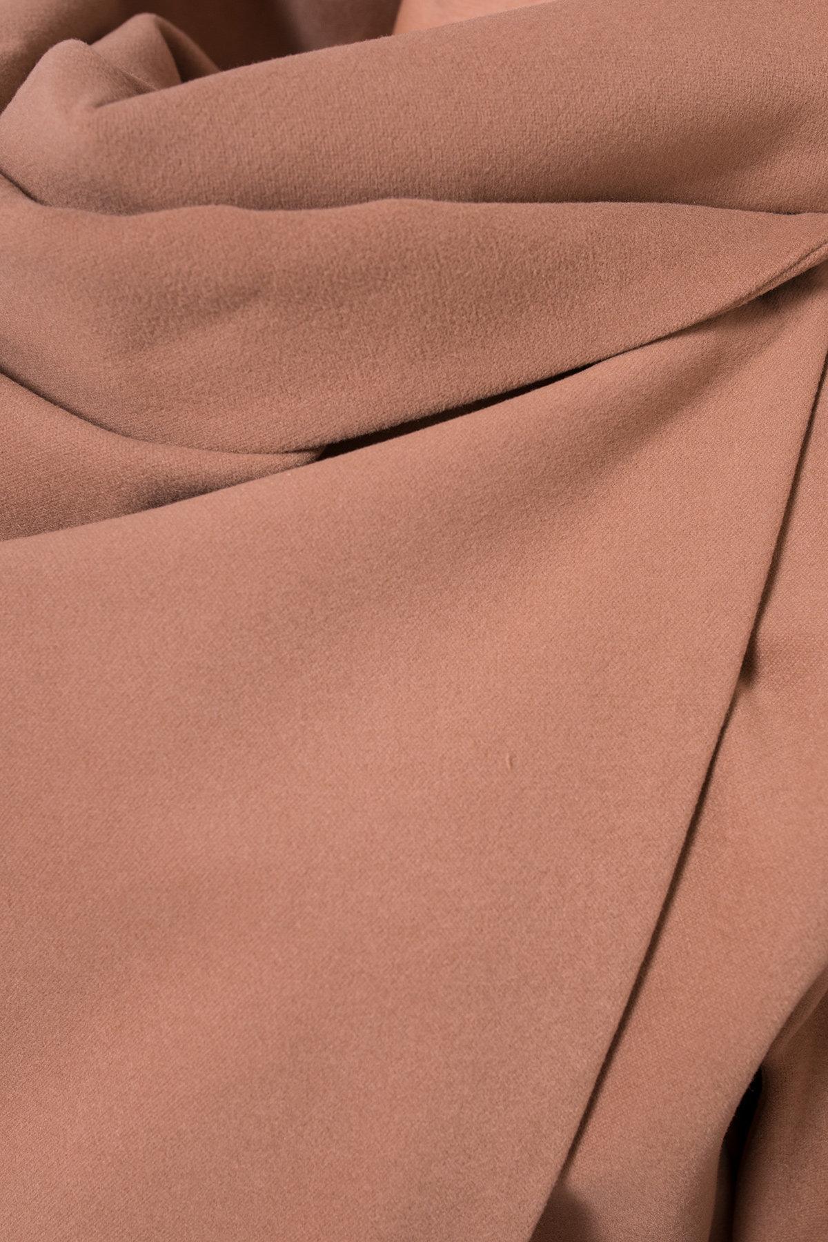 Пальто Эльгранде Donna 3390 Цвет: Бежевый Темный