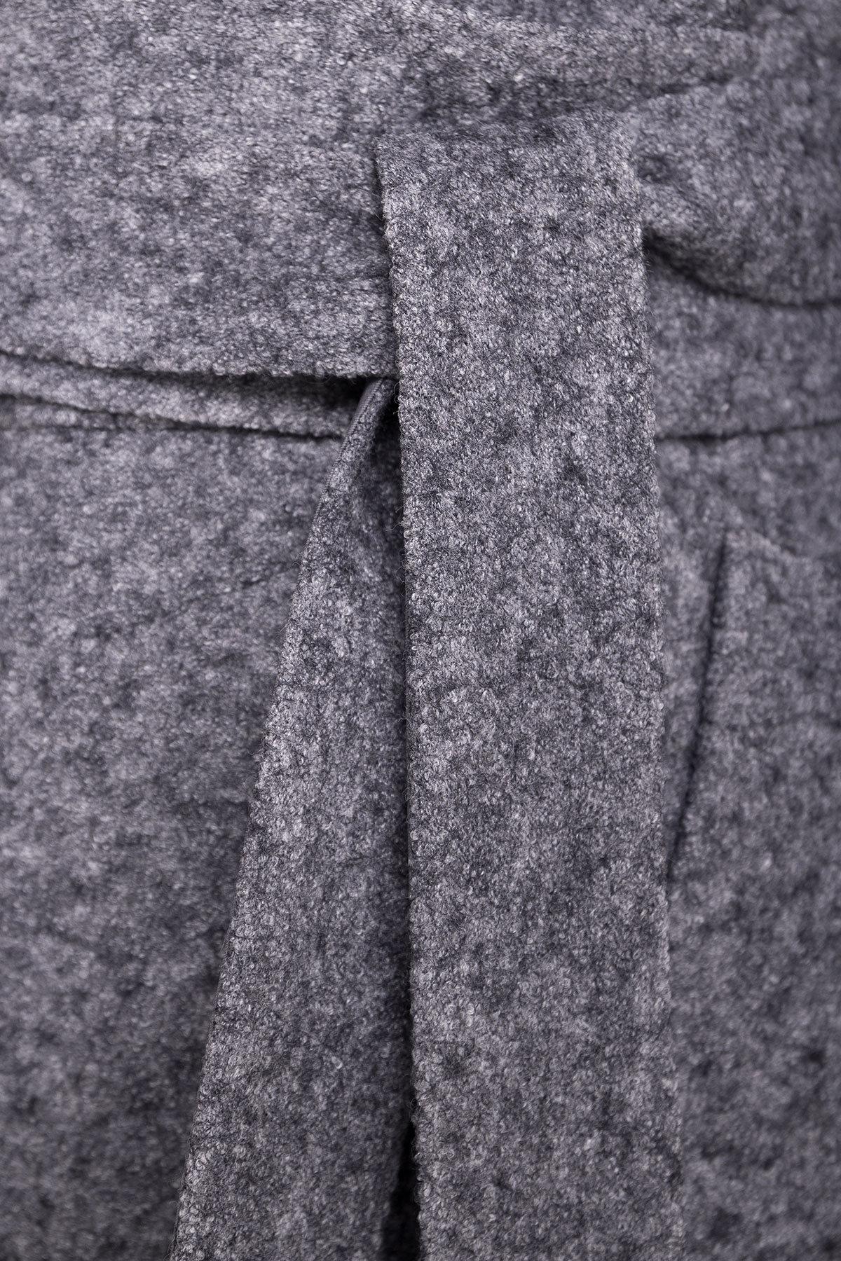 Пальто Габи 3602 Цвет: Серый Темный LW-5
