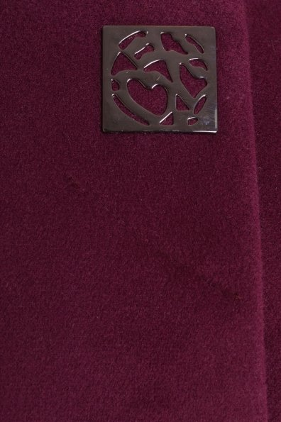 Пальто Фортуна 4812 Цвет: бордо