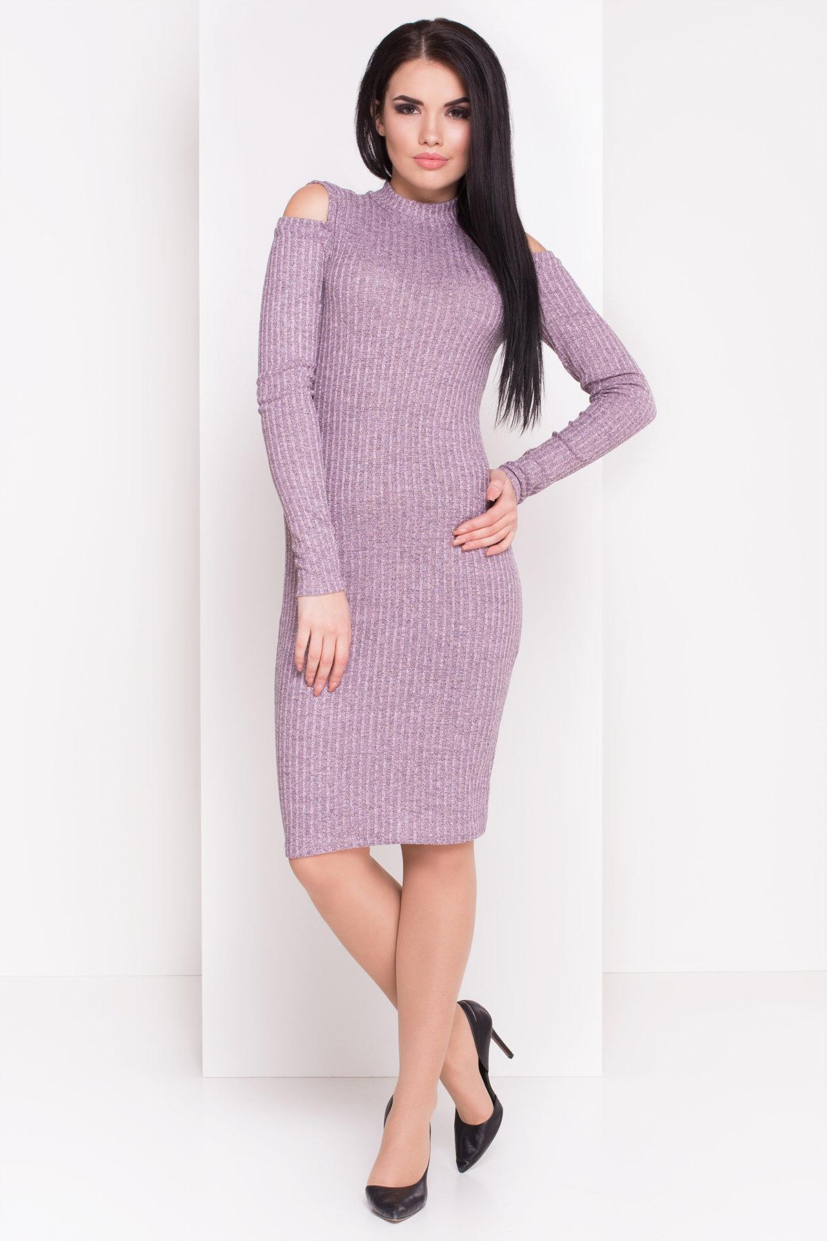 платья вязаные от производителя Платье 77391