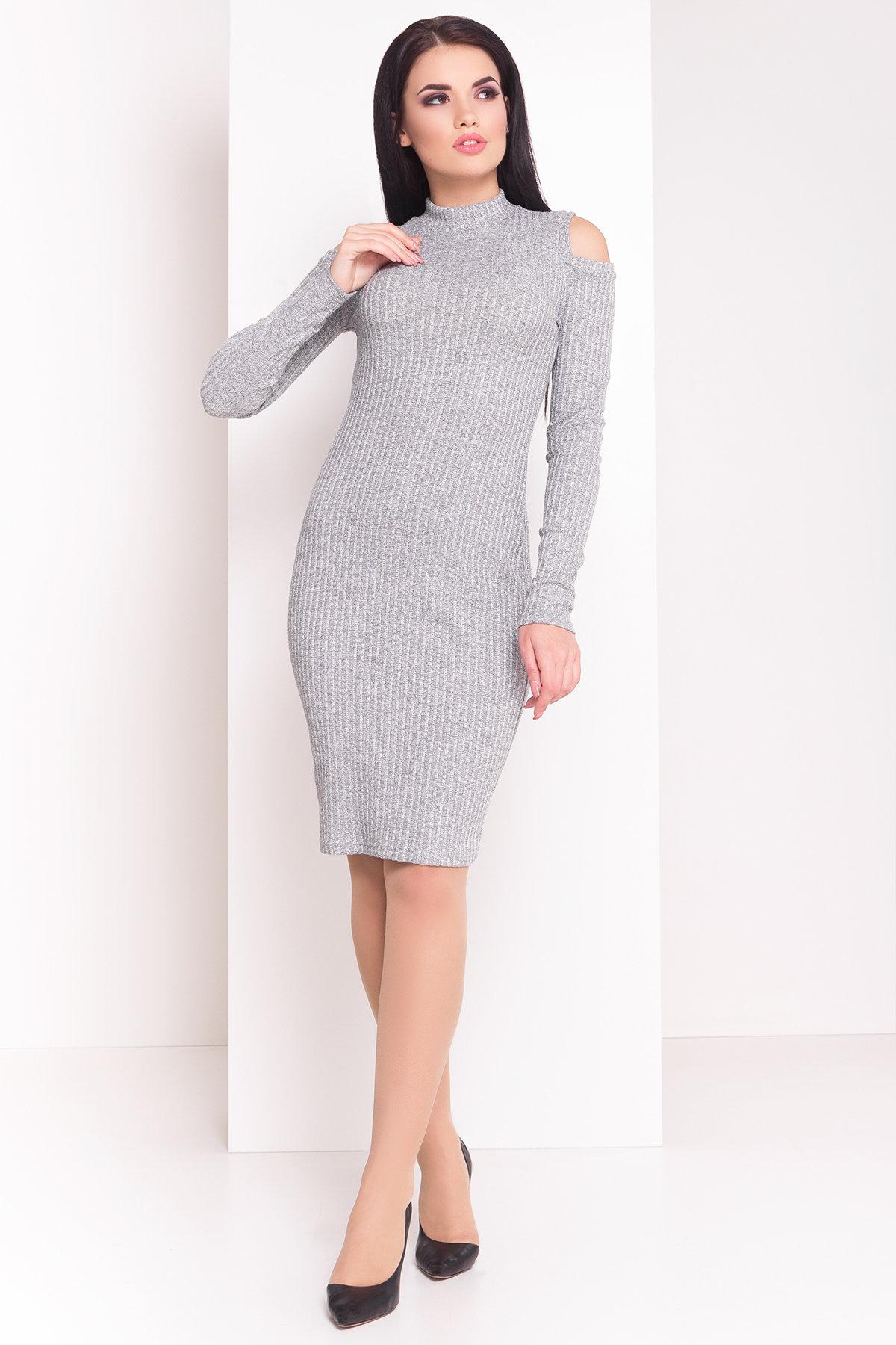 вязаные платья недорого Платье 77391