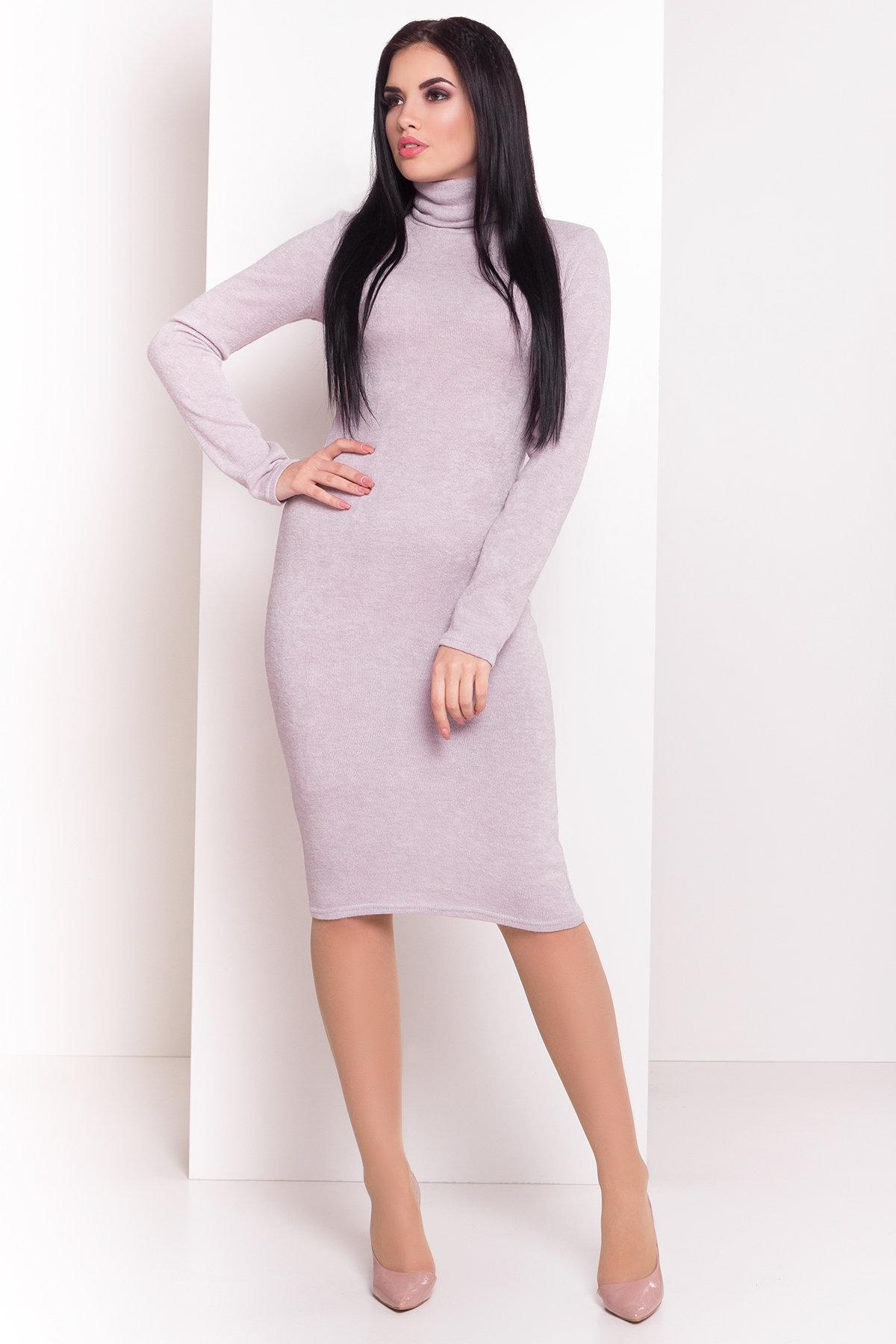 платья вязаные от производителя Платье 77393