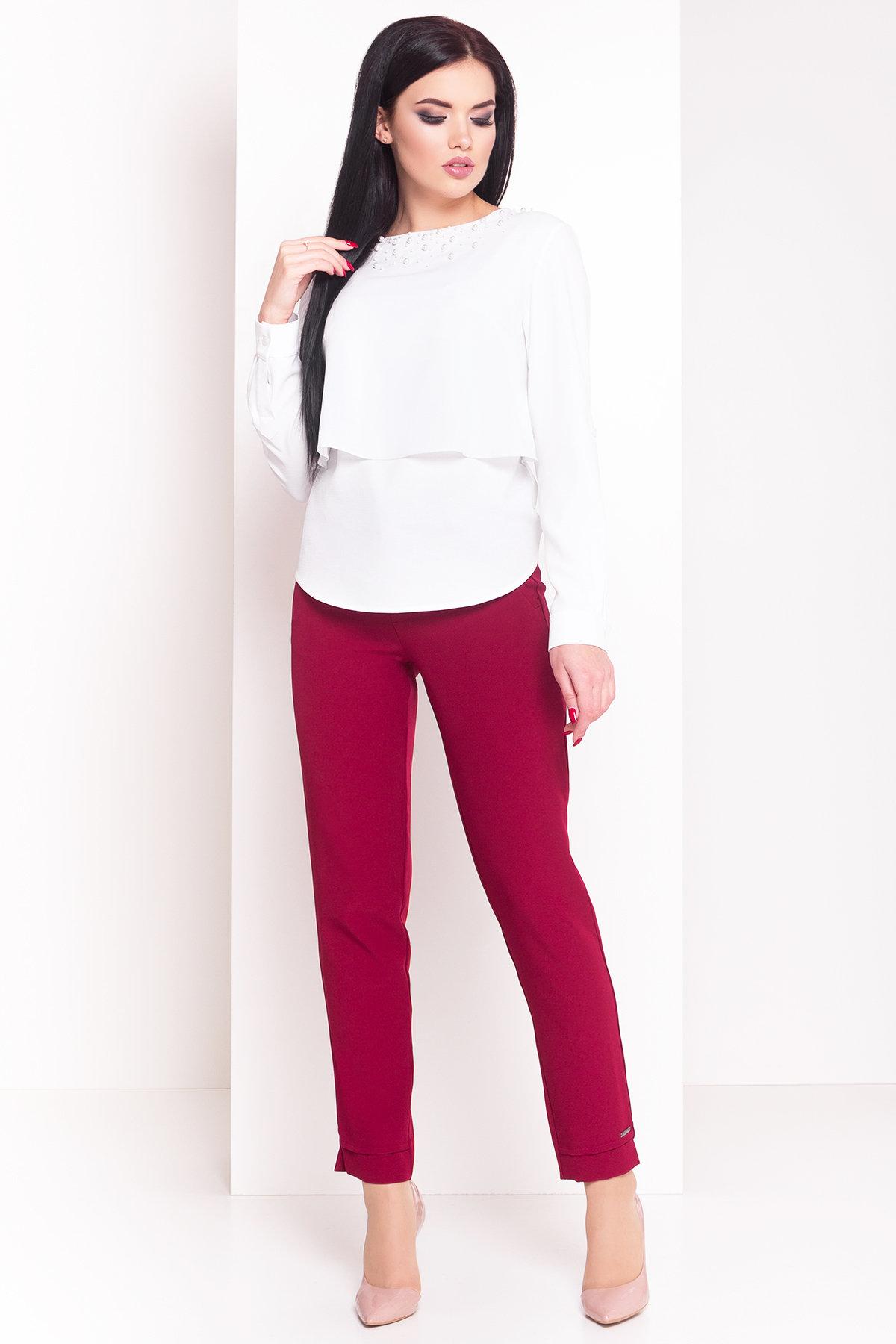 женские брюки в интернет-магазине Брюки с манжетами Сигур 3368
