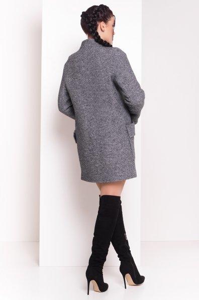 Пальто зима Джоржио 3707 Цвет: Серый Темный LW-5