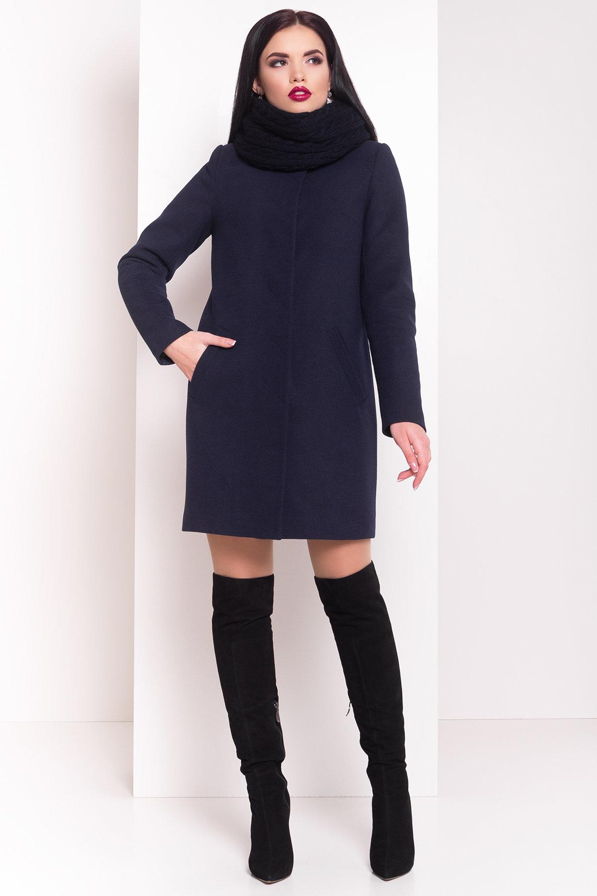 Купить оптом женское пальто недорого Пальто зима Фортуна 4581