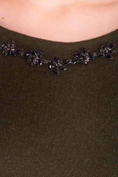 Платье Лайма 3870 Цвет: Хаки