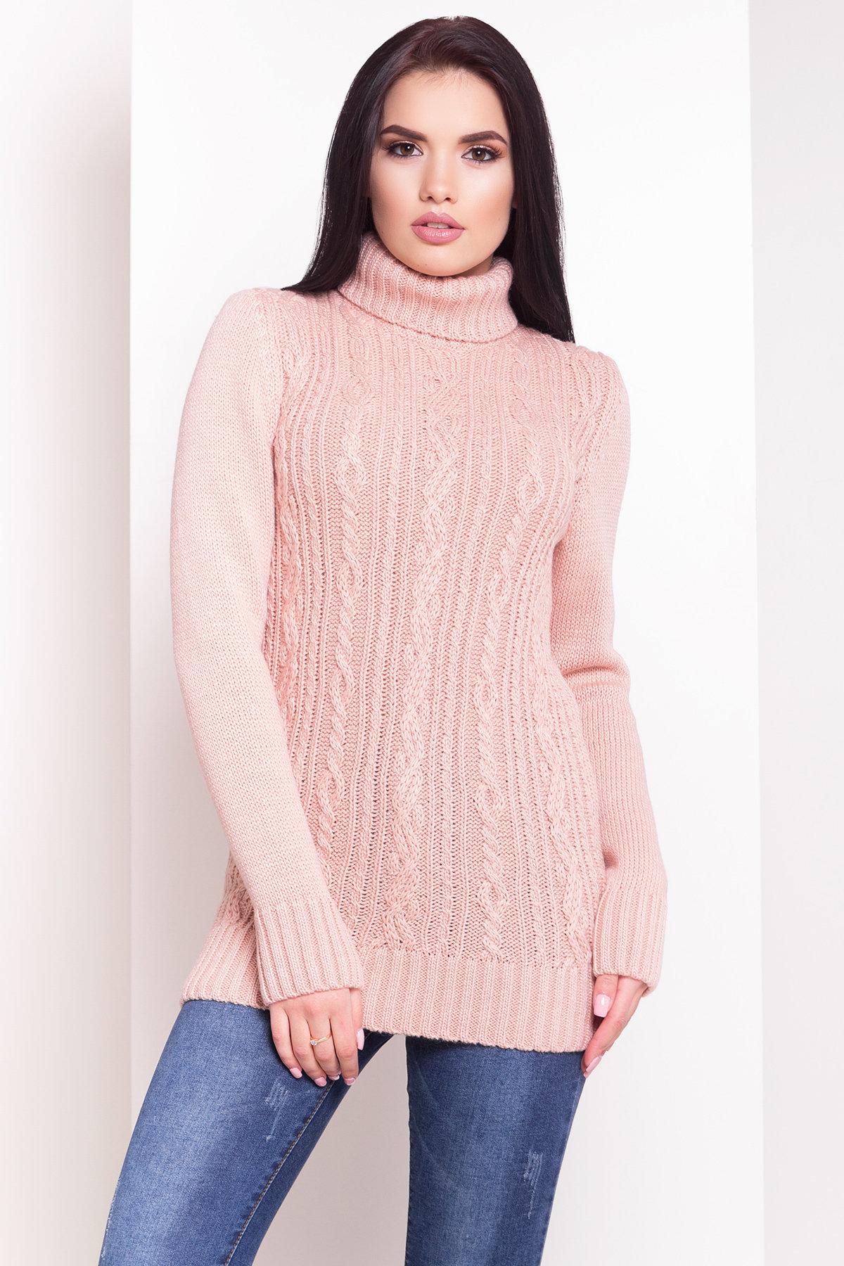 вязаные женские свитера Свитер Эдж 1716