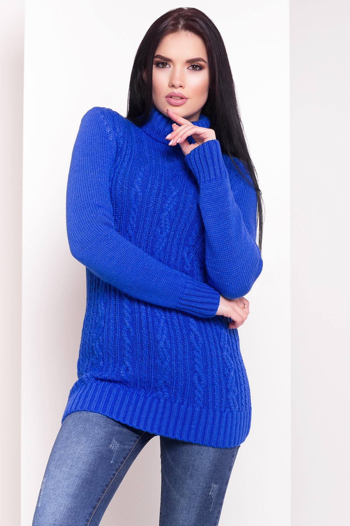 свитер вязаный купить Свитер Эдж 1716