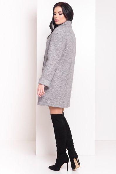 Пальто зима Ларси 3809 Цвет: Серый LW-10