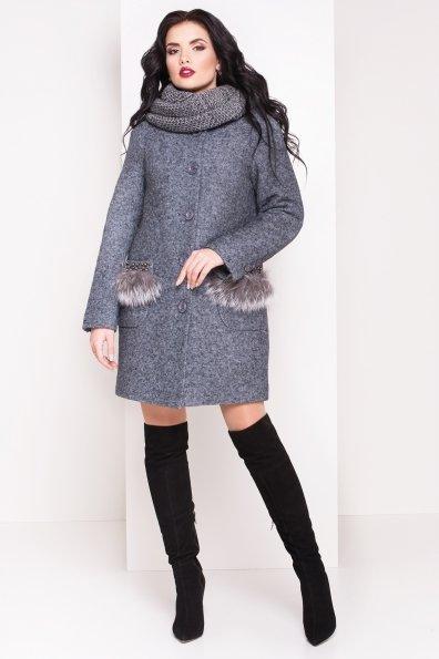 """Купить Пальто """"Этель 3748"""" оптом и в розницу"""