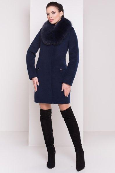 """Купить Пальто """"Микадо песец зима"""" оптом и в розницу"""
