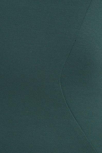 Трикотажное Платье Терция джерси Цвет: Зеленый 25