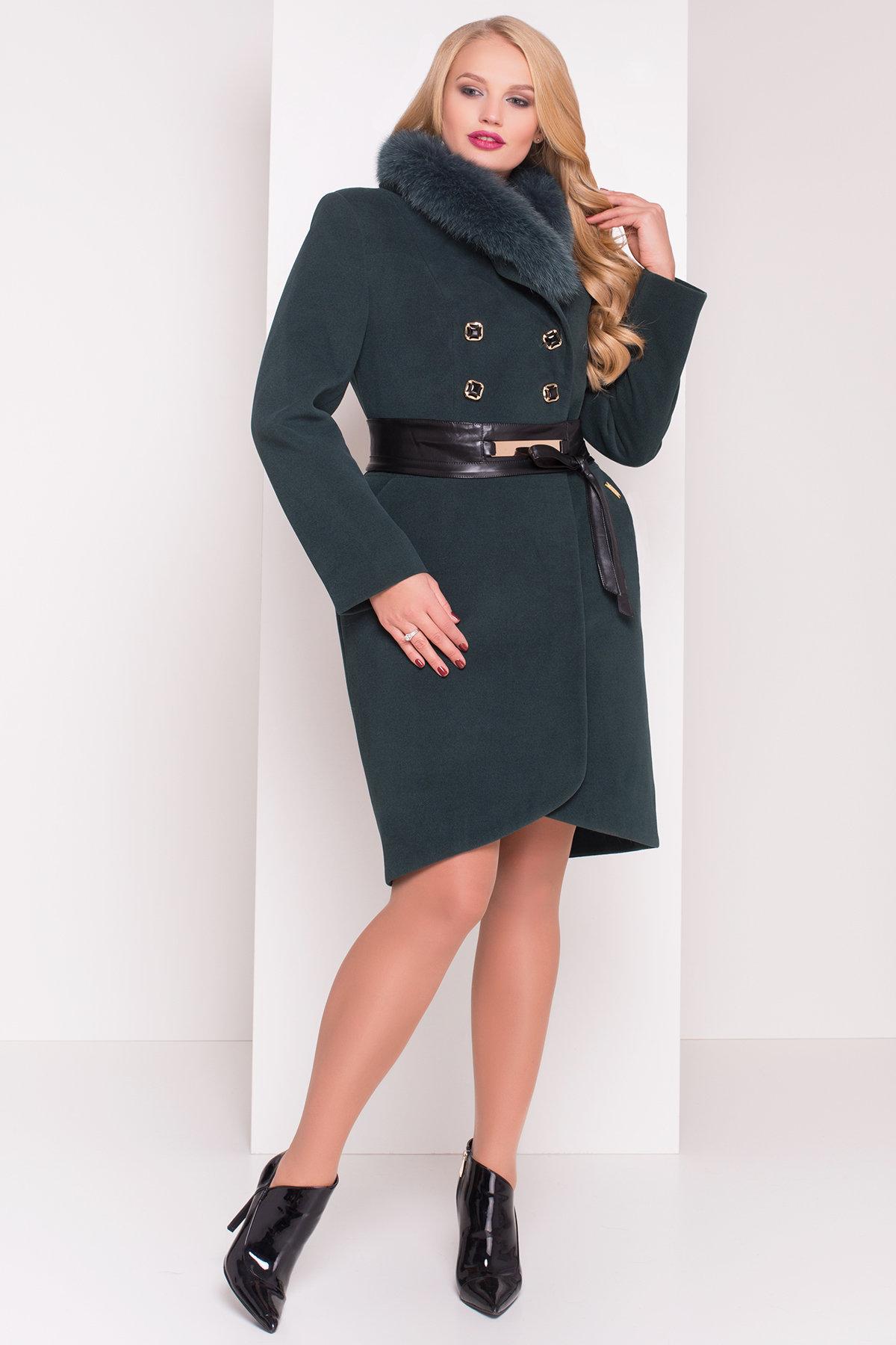 Модус женская одежда оптом недорого Пальто Кураж 96 Donna зима