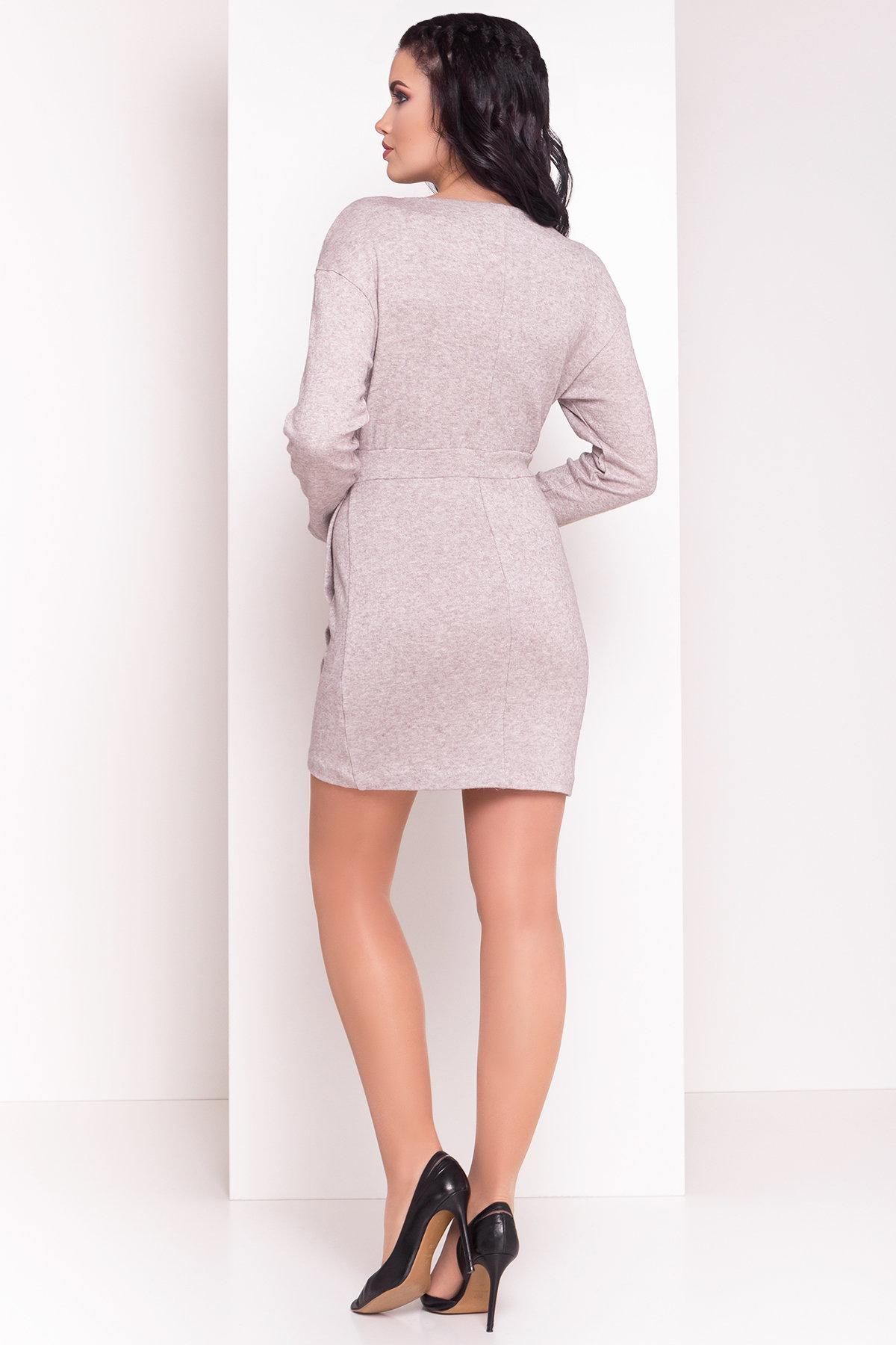 Платье Лайма 3870 Цвет: Бежевый