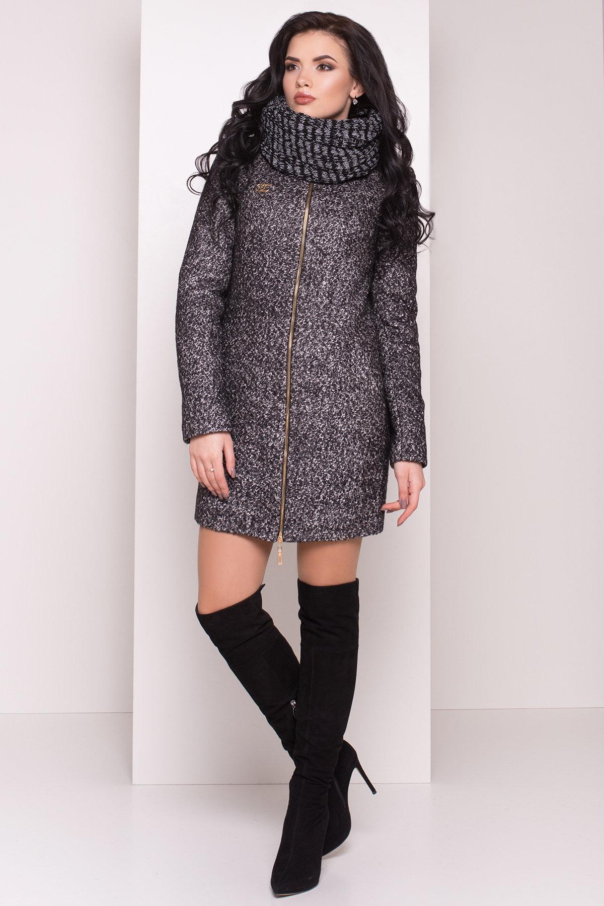 пальто зимнее от производителя Зимнее пальто шерсть-букле Сан-Ремо 0939