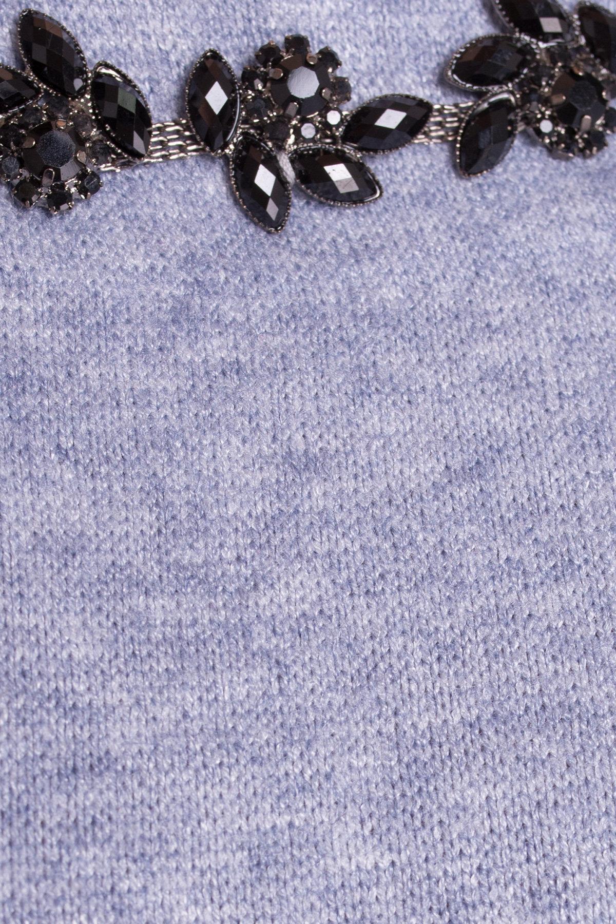 Платье Лайма 3870 Цвет: Голубой