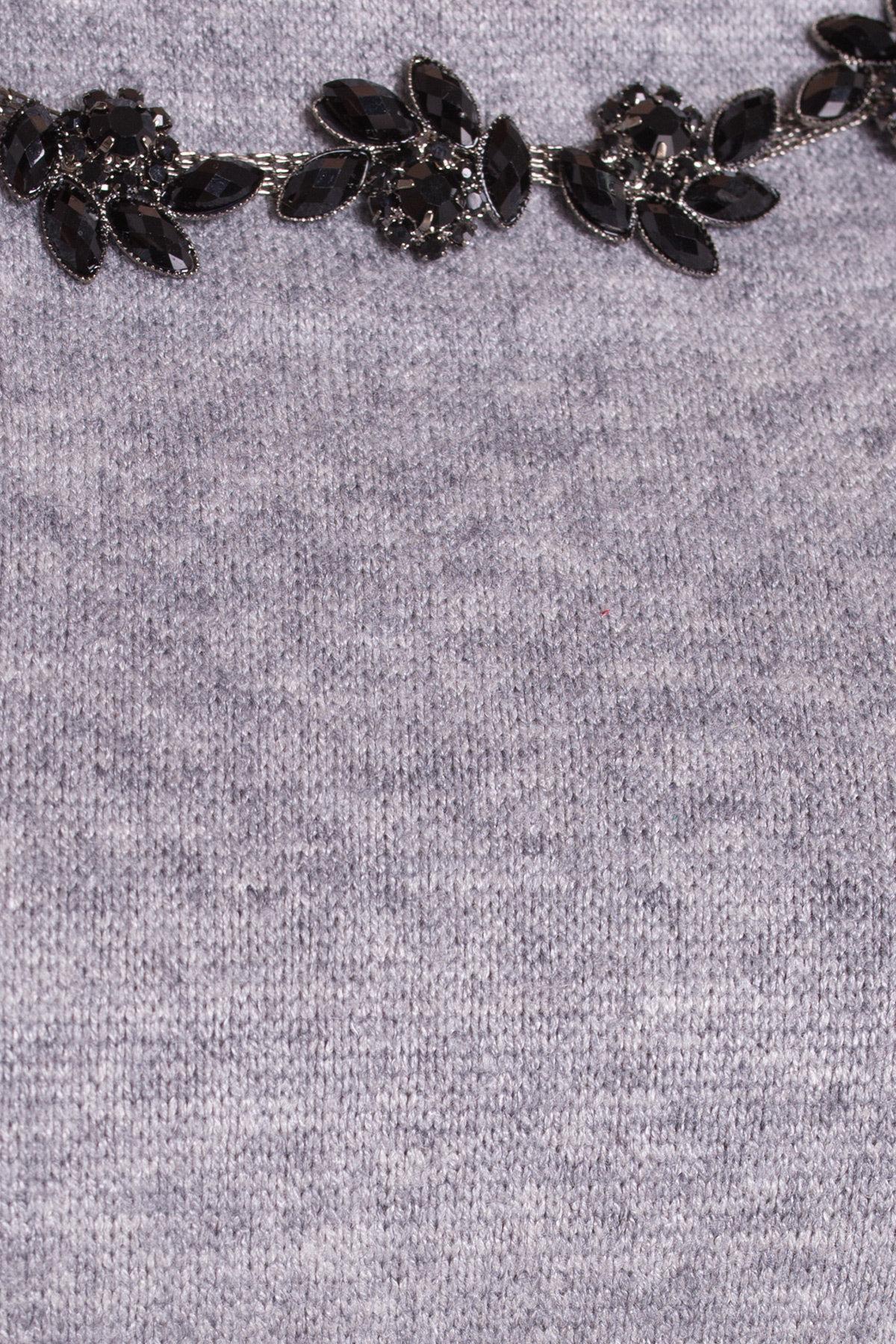 Платье Лайма 3870 Цвет: Серый