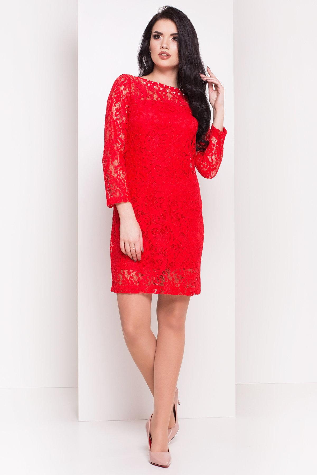 трикотажные платья оптом Платье Винтаж 4274