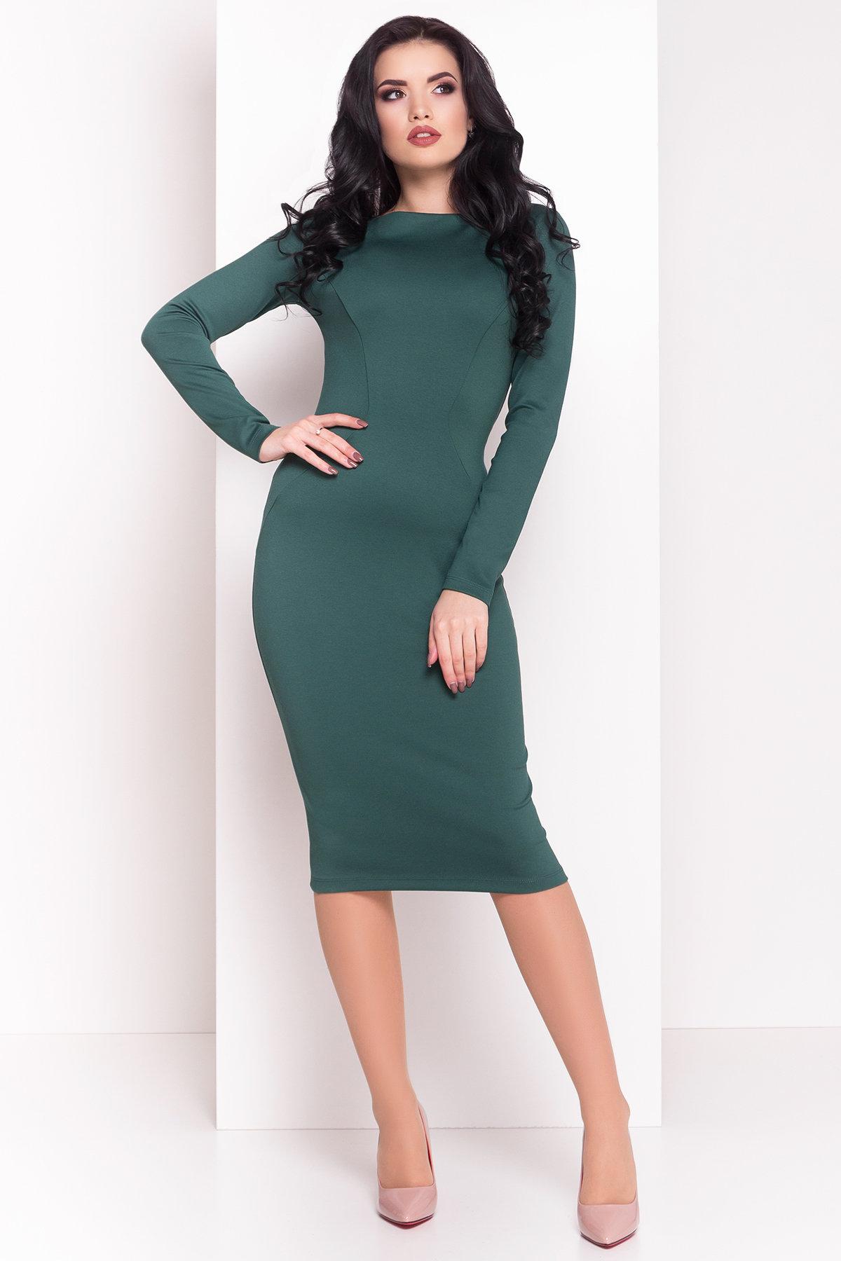 Купить женскую одежду оптом Платье Уна 503